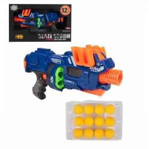 Бластер  с мягкими пулями i-ZC7087 Игруша