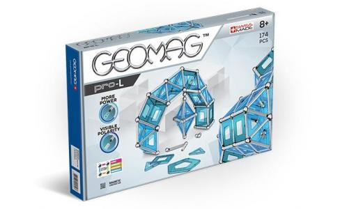 Конструктор  магнитный Pro-L (174 детали) Geomag