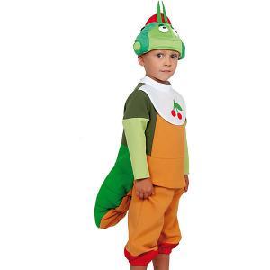 Карнавальный костюм Лунтик Пупсень Карнавалофф. Цвет: разноцветный