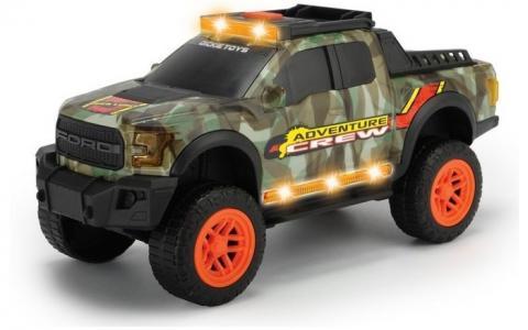 Машинка Adventure Ford F150 Raptor 33 см Dickie