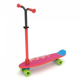 Трехколесный самокат  Скейтборд Skatie Skootie 2 в 1 Chillafish