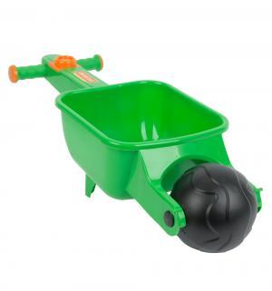 Тачка  Малыш цвет: зеленый Cavallino