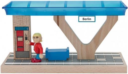 Железнодорожная платформа Eichhorn
