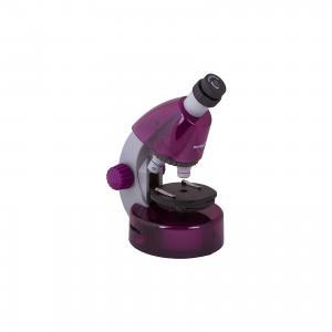 Микроскоп  LabZZ M101 Amethyst\Аметист Levenhuk