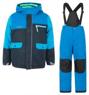 Комплект куртка/брюки  Jerry Kd, цвет: синий IcePeak