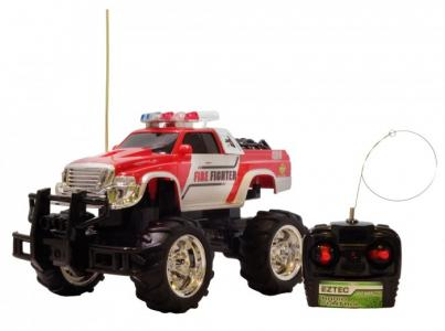 Пожарная машина радиоуправляемая Fire Rescue Truck Eztec
