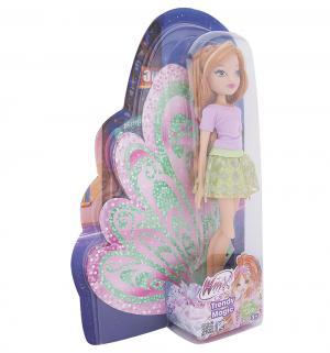 Кукла  Городская магия Флора Winx