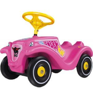 Машина-каталка  Bobby Car Classic Girlie, цвет: розовый Big