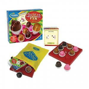 Игра-головоломка Шоколадный набор, Thinkfun