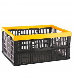 Ящик складной  с перфорированными стенками, 32 л Бытпласт