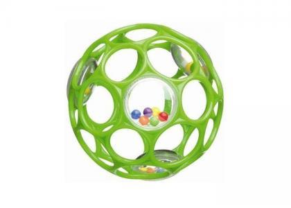 Развивающая игрушка  Мячик гремящий Oball