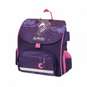 Ранец дошкольный Mini Softbag Unicorn Night Herlitz
