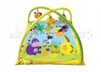 Развивающий коврик  Зоопарк Felice