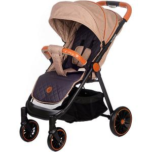 Прогулочная коляска Acarento Bellezza, бежевая с серым Baby Hit. Цвет: beige/grau