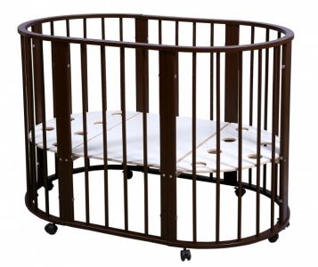 Кроватка-трансформер  Baby Molly 7 в 1 Nastella
