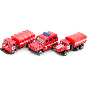 Пожарная техника Технопарк, в огнетушителе ТЕХНОПАРК. Цвет: разноцветный