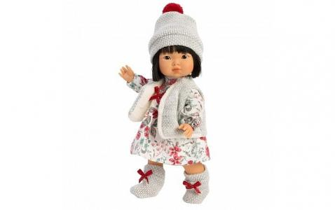 Кукла Лу 28 см Llorens