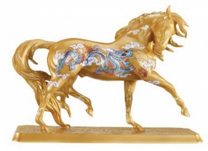 Лошадь Год дракона Breyer