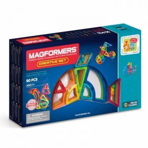 Конструктор  Магнитный Creative 90 63118 Magformers