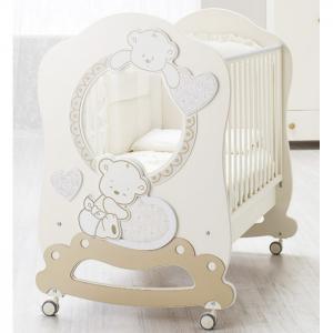 Детская кроватка  Love Oblo Italbaby