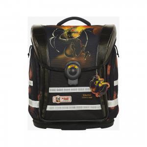 Школьный рюкзак Стиль MC Neill  ERGO Light COMPACT McNeill. Цвет: оранжевый/черный