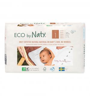 Подгузники  Детские (2-5 кг) 25 шт. Naty
