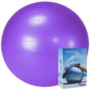 Гимнастический мяч  Стандарт 85 см, фиолетовый Palmon. Цвет: фиолетовый