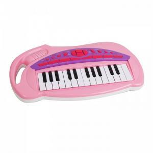 Музыкальный инструмент  Синтезатор Starz Piano 25 клавиш 652B-pink Potex