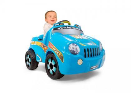 Электромобиль  Big Kid Injusa