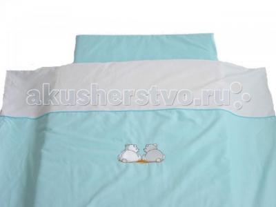 Постельное белье  Pompon Baby (2 предмета) Anel