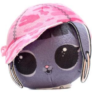 Плюшевая сумочка-антистресс LOL с сюрпризом, BunnyHun MGA. Цвет: rosa/grau
