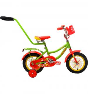 Велосипед  Funky 12, цвет: зеленый Forward
