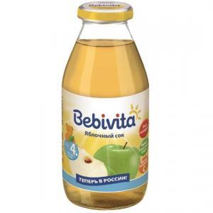 Сок  яблоко, 200 мл Bebivita