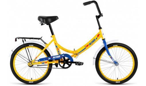 Велосипед двухколесный  City 20 Altair
