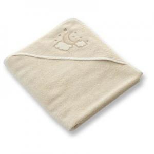 Полотенце-уголок Luna Elegant 90х90 + варежка Fiorellino