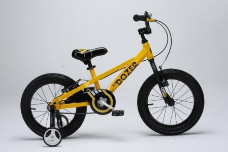 Велосипед двухколесный  Bull Dozer 16 Royal Baby