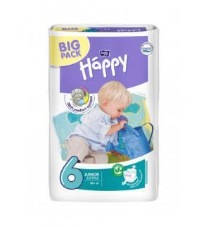 Подгузники  Baby Happy Junior Extra 6 (16+ кг) 1 шт. Bella