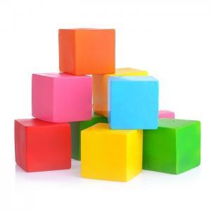 Развивающая игрушка  Набор кубиков 9 шт. Кудесники
