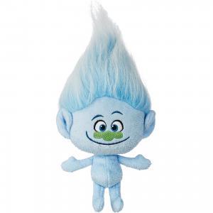 Мягкая игрушка Тролли, Алмаз Hasbro. Цвет: синий