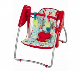 Качели  Happy Swing, цвет: красный Safety 1st