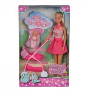 Кукла с ребёнком Steffi