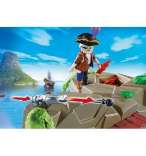 Конструктор  Супер 4 Пещера пирата Playmobil