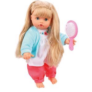 Кукла  Lady Mary Моя первая Ляля, 30 см Poppins. Цвет: разноцветный