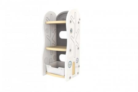 Стеллаж для игрушек DesignToy-2 Ifam