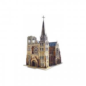 Сборная модель Готический собор Умная Бумага