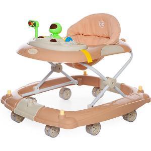 Ходунки  Cosmo, бежевый Baby Care. Цвет: бежевый