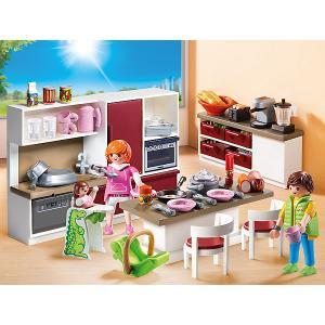 Конструктор Playmobil Кукольный дом Кухня PLAYMOBIL®