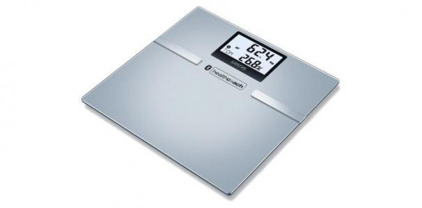 Весы напольные электронные SBF 70 BT Sanitas