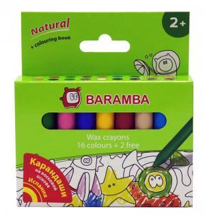 Набор восковых карандашей, Jovi Baramba