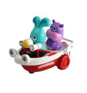 Игровой набор  Спасатель Бани на катере Ouaps